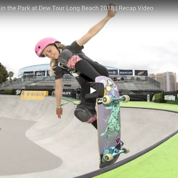 ... G.W.R. (Girls Who Ride) Am Park Contest Held At Dew Tour Long Beach  Went Off With A Bang. Thanks To Nikita Clothing And Exposure Skate On Spot  Lighting ...