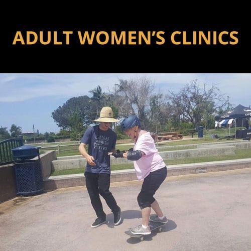 ADULT WOMEN'S CLINICS