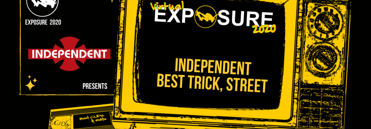 Best Trick Street, Opening Title