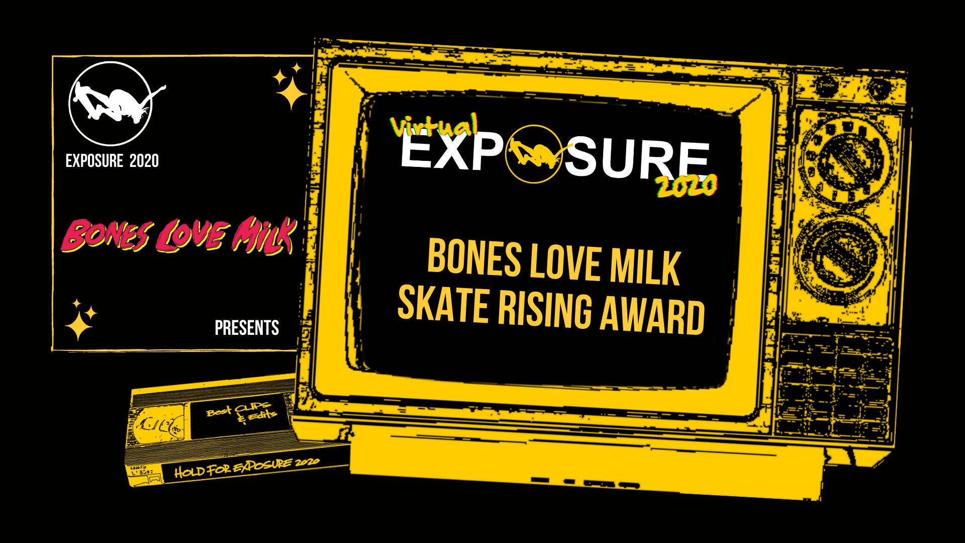 Skate Rising Award, Opening Title