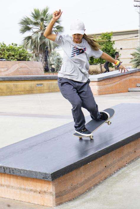Margielyn Didal, Exposure Skate 2018