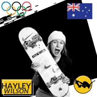 @hayleykwilson won Am Street at her Exposure debut in 2016. She came to the event with a huge Australian crew and was kind enough to join us for 6am morning news spots. She came back in 2017 and entered the pro division where she placed 4th. Shortly after, Hayley started riding for Nike, filming in the streets and skating well in events around the globe. She has been on fire and we are excited to see her skate in #Tokyo2020!  1st Place Exposure Am Street 2016 4th Place Exposure Pro Street 2017  Photo 1: @joannebarratt_photo Photo 2: @olga_aguilar___