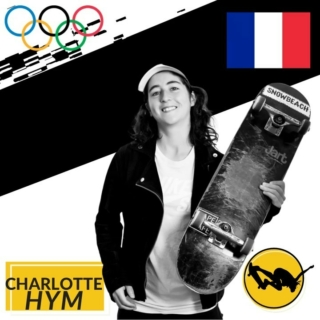 This doctor in cognitive neuroscience and French skateboarding Olympian has truly skated up the ranks with some serious dedication. @charlotte_hym made her first Exposure Skate appearance in 2016. She came back to compete again in 2017 and ended up in 5th place in 2020 for our #VirtualExposure2020 video contest. We're excited to see her in the #Tokyo2020 #Olympics with #TeamFrance>>>>>> SWIPE for #virtualexposure2020 video ender! 🤩  17th Place Exposure Pro Street 2016 11th Place Exposure Pro Street 2017 5th Place Virtual Exposure Pro Street Video 2020  Photo 1: @joannebarratt_photo Photo 2: Still from Virtual Exposure video entry