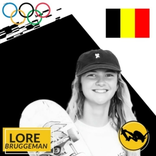 @lorebruggeman LoreBruggeman travelled all the way from Belgium to the Exposure street podium in 2017. She also skated the bowl event that year where she placed 8th. Today, Lore is heading to #Tokyo2020 to represent Belgium in Women's Street. Congratulations, Lore! #exposureskate  3rd Place Exposure Am Street 2017 8th Place Exposure Am Bowl 2017   Photo 1 by @joannebarratt_photo  Photo 2 by @zoraholivia