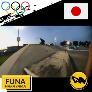 @funa_nakayama blew us away with her Virtual Exposure video submission. Her first full-length part was filled with technical prowess and some of the best front nosegrinds we have ever seen! We have no doubt that she will be showcasing those front nosegrinds as a part of her trick arsenal in #Tokyo2020 ! Congrats on making the Japanese Olympic team, Funa!  3rd Place Virtual Exposure BVP Street 2020  Photo: @kakigokoro_haru Video: Virtual Exposure