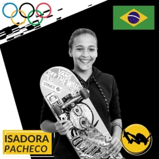 @isapachecoskt progression in the last 4 years has been undeniable. In 2017 she competed in EXPOSURE's Am Bowl and Vert Divisions where she landed on the podium. Just a few short years later Isadora is headed to #tokyo2020 to represent Brazil in the Olympics! #exposureskate   2nd Place Exposure Am Bowl 2017 3rd Place Exposure Am Vert 2017photo 1: @joannebarratt_photo photo 2: @olga_aguilar___